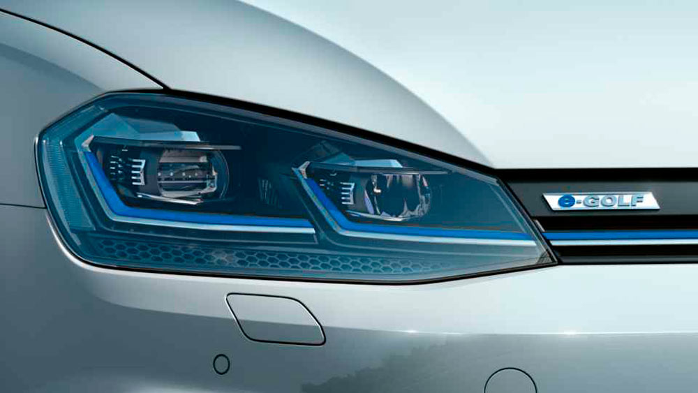 Luces LED Volkswagen e-Golf